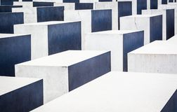 Aesthetic cubes in a row for background royalty free stock photo