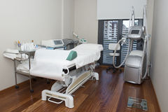 Aesthetic therapy unit Stock Image