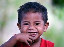 Aeta chłopiec Fotografia Stock