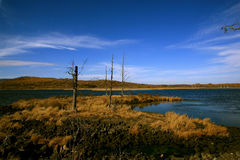 aexan autuman geopark εθνικό Στοκ φωτογραφία με δικαίωμα ελεύθερης χρήσης