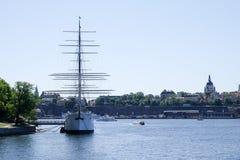 Af Chapman, navio hostel fotos de stock royalty free