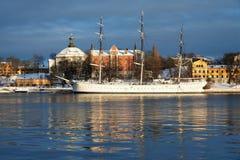 af chapman statek Stockholm Zdjęcie Royalty Free