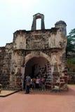 Historic Afamosa Melaka Malaysia Stock Images
