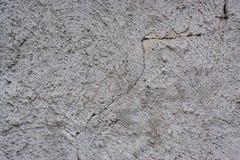 Afbrokkelende muur Stock Foto