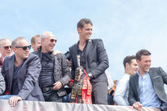 Afc Bournemouth Promotion and Champions Royalty Free Stock Image