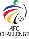 Afc challenge cup logo Stock Image
