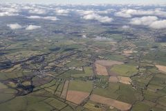 Afdaling aan Dublin, Ierland, 2015 Royalty-vrije Stock Foto's