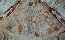 Afdaling van de Heilige Geest op de Apostelen royalty-vrije stock afbeelding