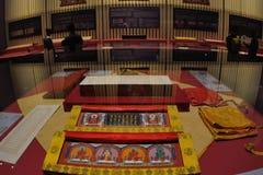 Afdrukken van Buddhas royalty-vrije stock foto's