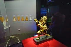Afdrukken van Buddhas royalty-vrije stock afbeelding