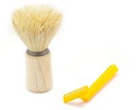 Afeitar items Foto de archivo