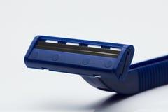 Afeitar la maquinilla de afeitar Imagenes de archivo