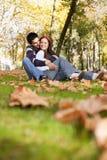 afekci pary miłości potomstwa Zdjęcie Royalty Free