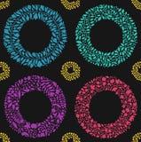 Afekcja, lazur, tło, piękny, czarny tło, okwitnięcie, błękit, czech, boho, gałąź, klasyk ciemny, ciągły, desig ilustracji