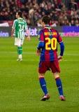 Afellay (FC Barcelona) Lizenzfreies Stockbild