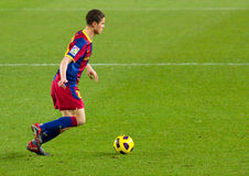 Afellay von FC Barcelona Stockfotos