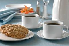 Afer Abendessen-Kaffee Lizenzfreie Stockfotografie