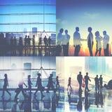Affär företags Team Collaboration Success Start Concept Royaltyfri Fotografi