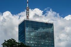 Affär Telecomunication Arkivbild