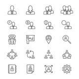 Affären gör symboler tunnare Arkivfoto