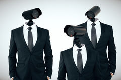 Affärs-/organisationssäkerhetsledning Arkivfoto