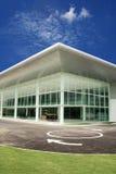 Affärsbyggnader Arkivfoton