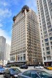 Affärsbyggnader, Chicago, Illinois Fotografering för Bildbyråer