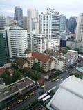 Affärscentrum i Thailand Arkivfoton