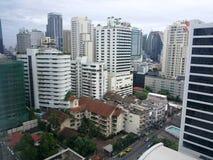 Affärscentrum i Thailand Fotografering för Bildbyråer