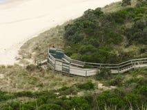 Affärsföretagfjärd, Bruny ö, Tasmanien royaltyfri bild