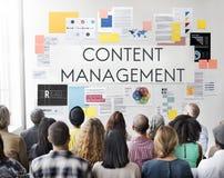 Affärsidé för dokumentmarknadsföringsstrategi royaltyfri foto