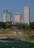 affärsKanada falls niagara Arkivbild