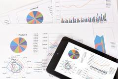 Affärskapacitetsanalys Arkivfoton