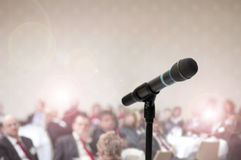 Affärskonferens Royaltyfri Fotografi