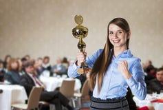 Affärskonferens royaltyfri foto