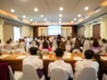 Affärskonferens och presentation arkivfoto