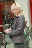 affärskvinna Royaltyfri Fotografi
