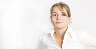 affärskvinna Fotografering för Bildbyråer
