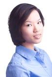 Affärskvinnastående Royaltyfria Bilder