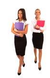 affärskvinnor royaltyfri bild