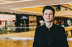 Affärsman för ung man fotografering för bildbyråer