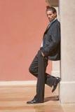 affärsmandräkt Royaltyfria Bilder