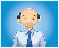 Affärsmanservice vektor illustrationer