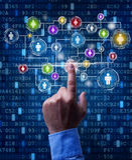 Affärsnätverk i den digitala åldern