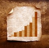 affärsstatistik stock illustrationer