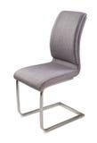 Affärsstol, for arbete och kopplar av, isolerat Royaltyfri Bild