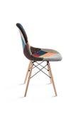 Affärsstol, for arbete och kopplar av, isolerat Fotografering för Bildbyråer