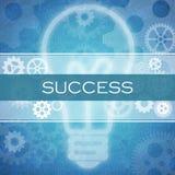 Affärsteamwork och innovation Royaltyfri Fotografi