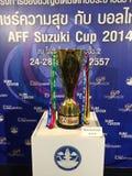 AFF Suzuki Cup Stockbild