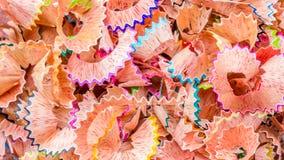 Affûteuse de crayon et de crayon Photographie stock libre de droits